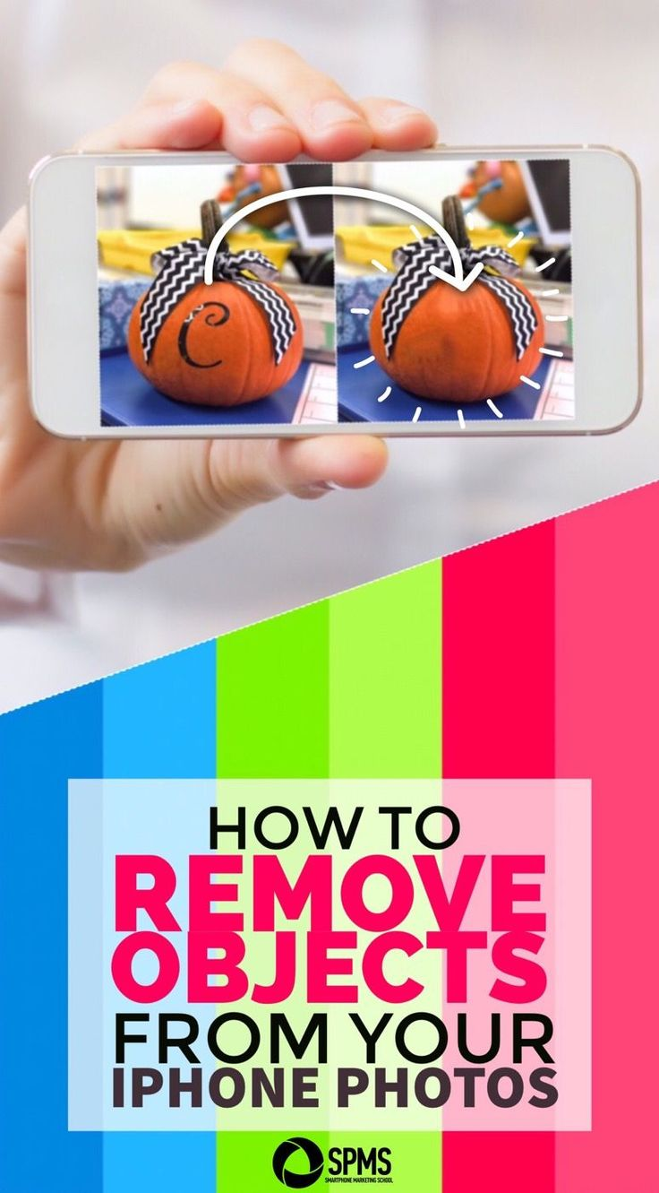 No photoshop needed. Remove anything you want from iPhone photos with this amazing app.