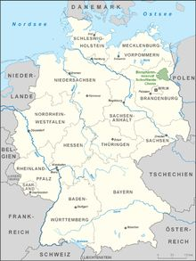 Schorfheide-Chorin Biosphere Reserve - Wikipedia, the free encyclopedia