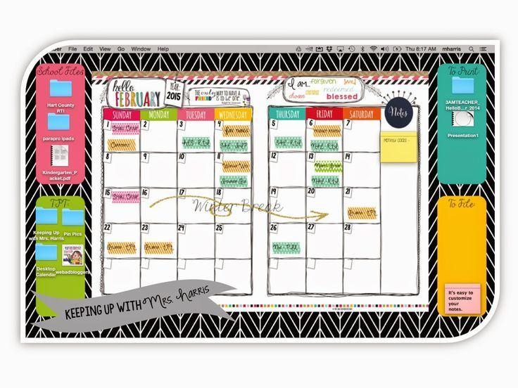 Calendar Organization Xiii : Best images about organization on pinterest teaching