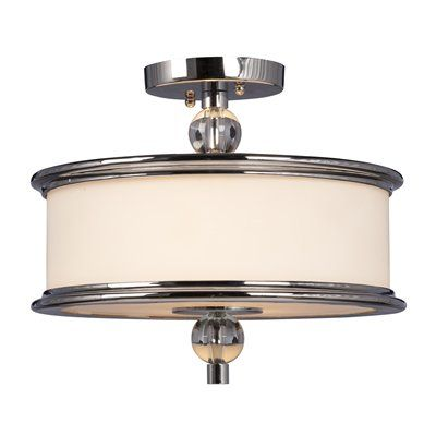 Shop galaxy lighting 61206 hilton semi flush ceiling light at lowes canada find our selection of semi flush ceiling lights at the lowest price guaranteed