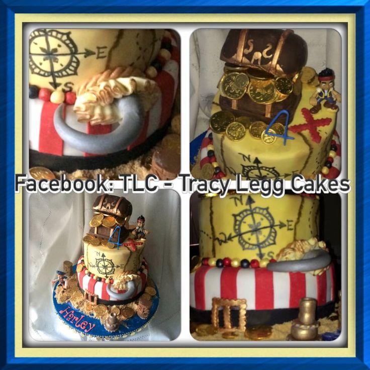 Pirate cake  Hook