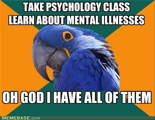 What classes do i need for psychology?