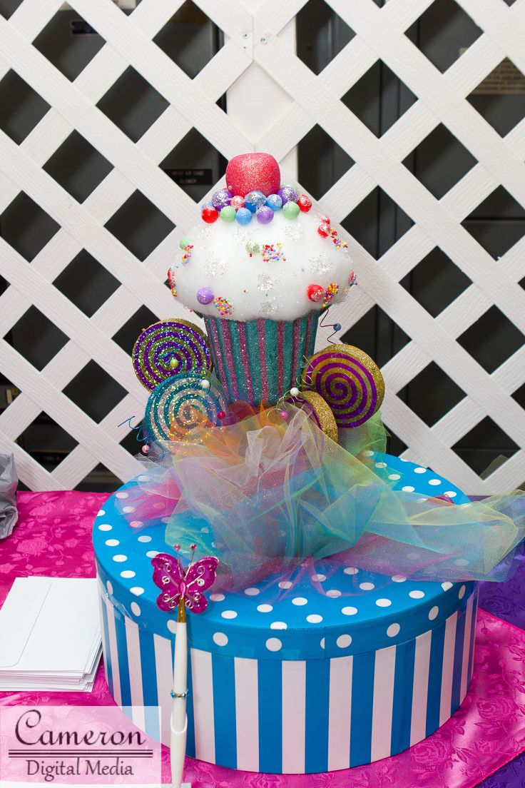 Candy Theme Money Box Quinceaneras Candy Themed Party
