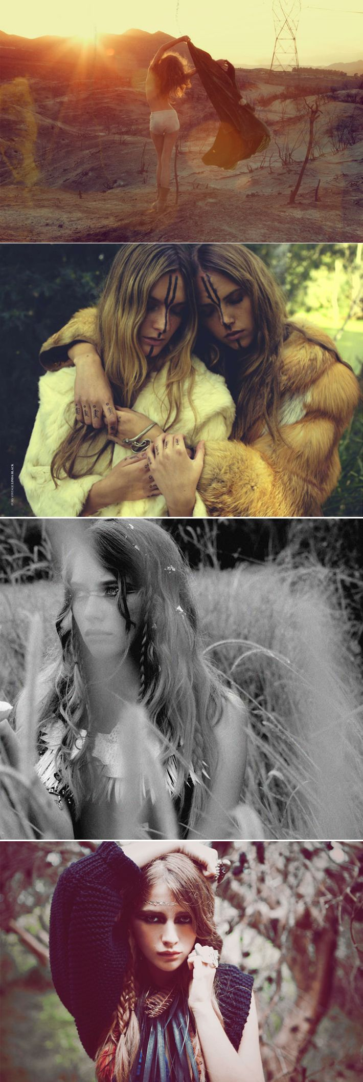 sister photoshoot idea, beautiful-brings me back to my Indian days:)