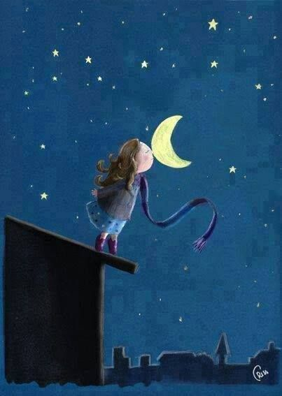 Reaching for the Moon..