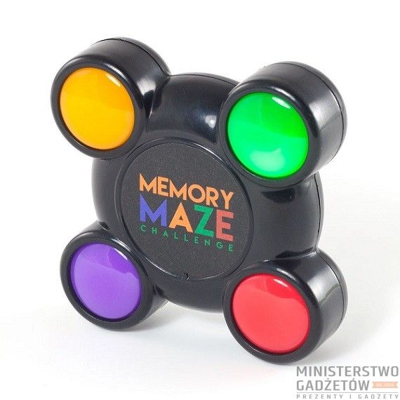 Gra Interaktywna Memory Maze