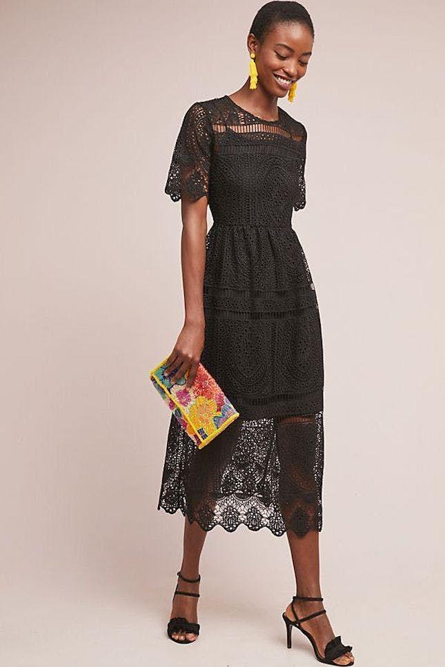11 Not So Basic Little Black Dresses Brit Co Short Dresses