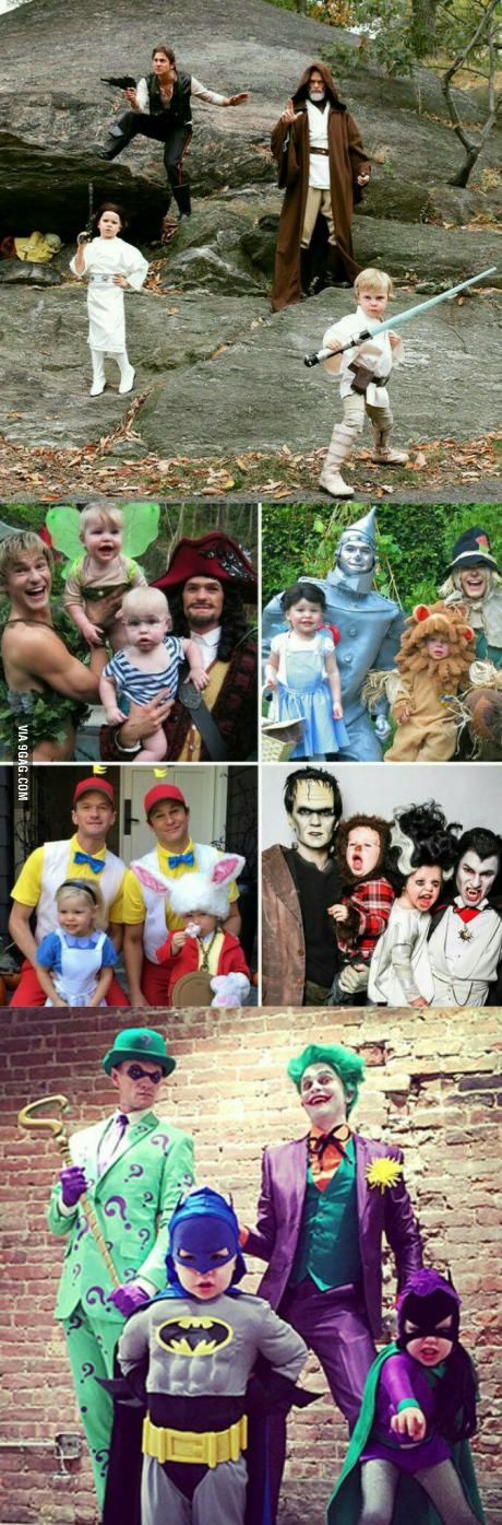 Neil Patrick Harris is really winning the familycostume part
