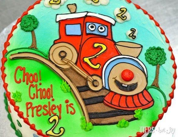 Birthday Cake Old