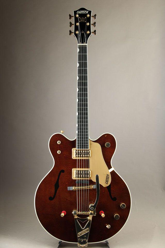 GRETSCH[グレッチ] G6122-1962 Chet Atkins Country Gentleman 詳細写真