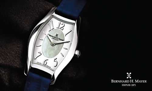 Serenade #Watch from Bernhard H.Mayer #QNET
