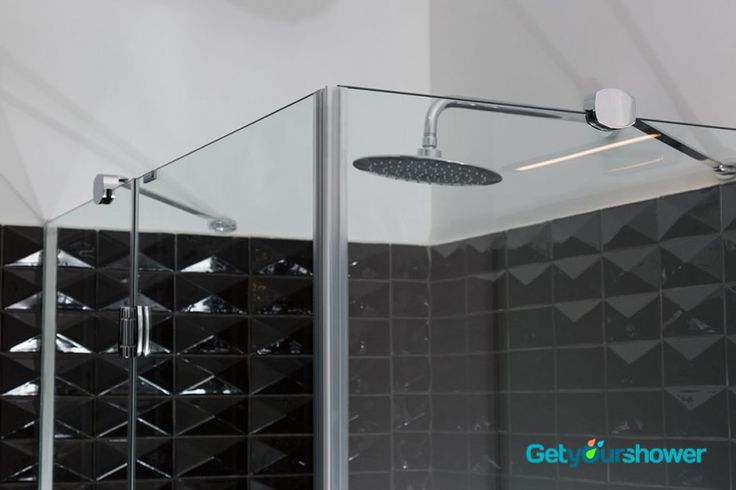 Multi-position stabilising bar for #ShowerEnclosures: design that caters to your needs #bathrooms