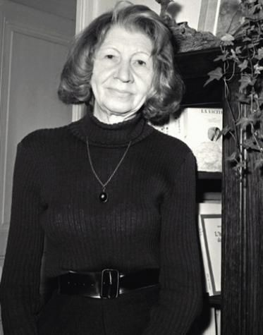 Violette Leduc (1907-1972) was a French author. Leduc's best-known book, the memoir La Bâtarde, was published in 1964. It nearly won the Prix Goncourt and quickly became a bestseller. She went on to write eight more books, including La Folie en tête (Mad in Pursuit), the second part of her literary autobiography.