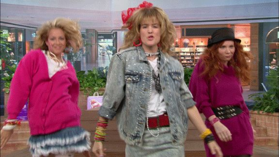 Robin Sparkles Retrospective: Glitterific GIFs - How I Met Your Mother - CBS.com