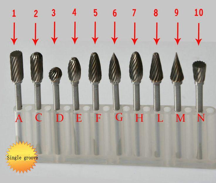 $22.80 (Buy here: https://alitems.com/g/1e8d114494ebda23ff8b16525dc3e8/?i=5&ulp=https%3A%2F%2Fwww.aliexpress.com%2Fitem%2F10pcs-tungsten-carbide-rotary-file-single-groove-metal-grinder-alloy-trimming-mill-cutter-carved-polish-bit%2F32706831967.html ) 10pcs tungsten carbide rotary file single groove metal grinder alloy trimming mill cutter carved polish bit 3*6mm grinde bit for just $22.80