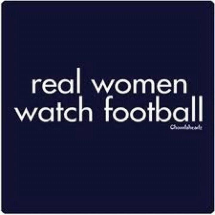 real woman watch football!!: Shirt Ideas