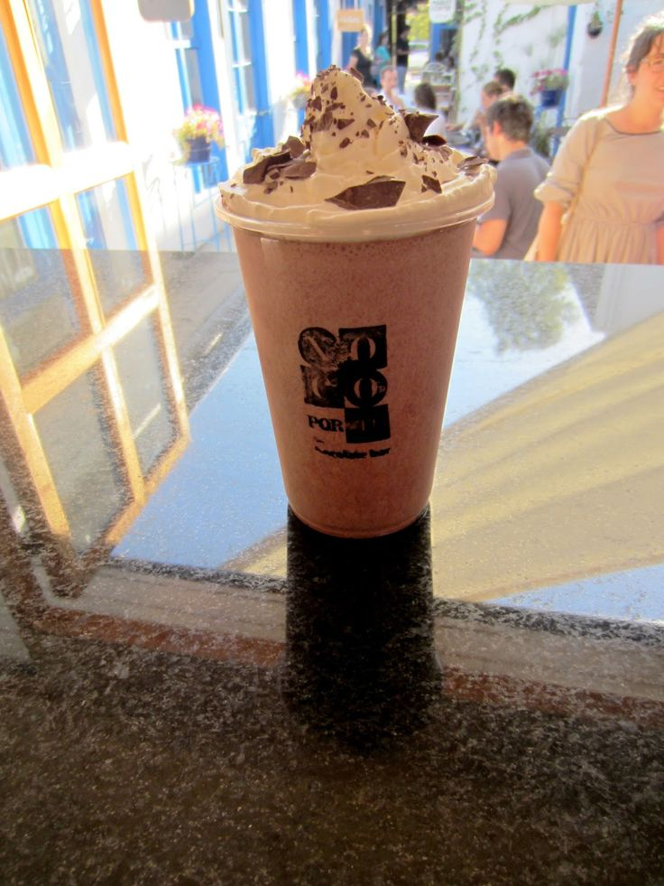 Bay Essence: Comidas con Onda: Xoco Por Ti Chocolate Bar. Frappé!