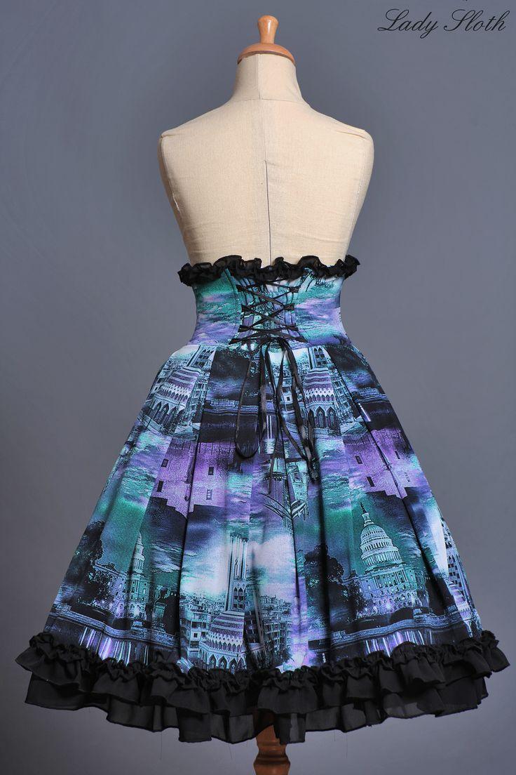16 best Lolita Skirts images on Pinterest | Lolita fashion, Lolita ...