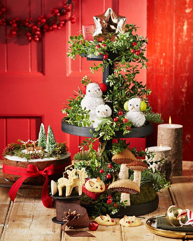 Who has started planning their decorations?