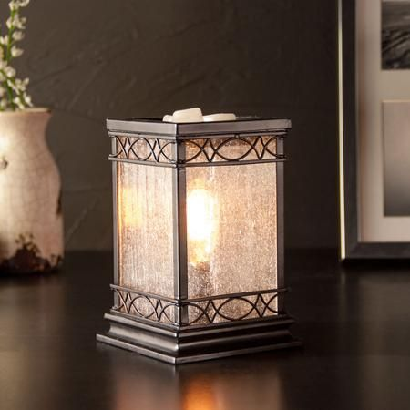 ScentSationals Edison Brighton Wax Warmer - Walmart.com
