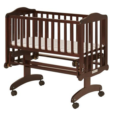Dream On Me Lullaby Cradle Glider Espresso Brown Products In