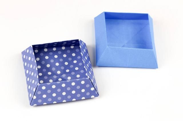 origami box instructions step by step