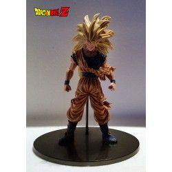 Figura Dragón Ball Goku Super Saiyan 3