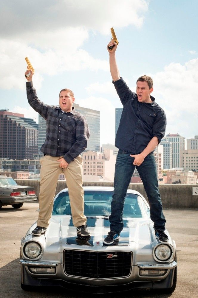 '22 Jump Street' awesome movie!