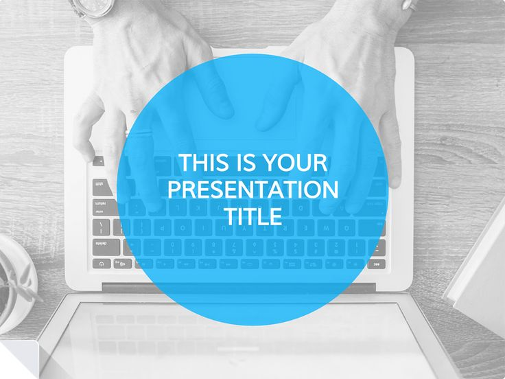 Create professional decks for your business meetings with this free presentation template. You can easily adapt it to your brand just bychanging the bluecolor and adding your own photos to the master slides. Impress your workmates with this corporate and modern design. This free presentation template features:  Fully editable.Easy to change colors, textandphotos 25different slides Simpledesign with sans-serif typographies. Graphs,