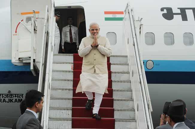 PM at Kathmandu