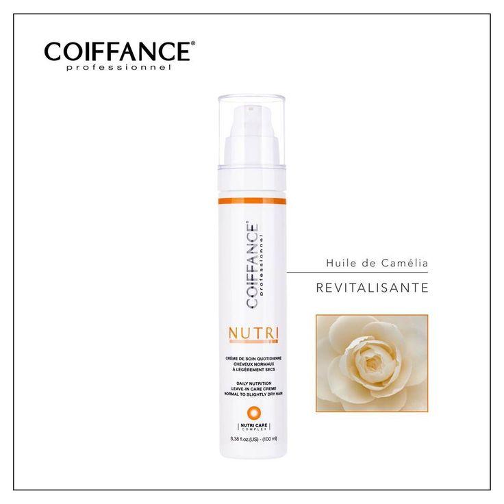 Crema Nutri: Crema trattamento all'olio di Camelia