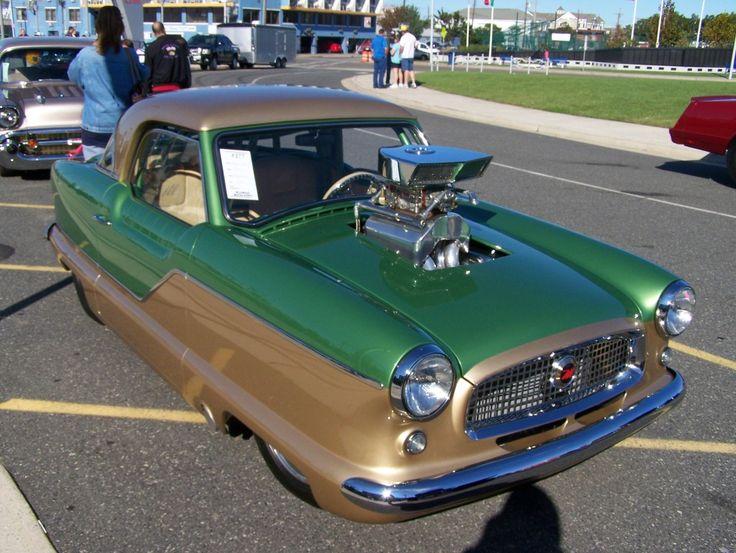 Nash Car: Nash Metropolitan Race Car