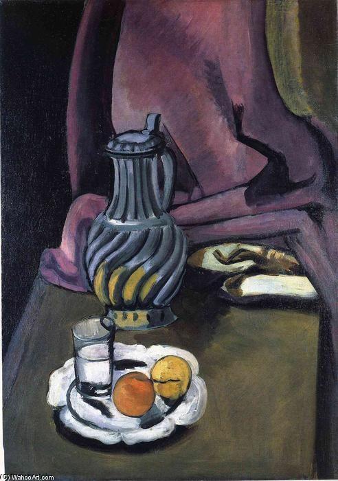 'stillleben (10)' von Henri Matisse (1869-1954, France)                                                                                                                                                                                 Mehr