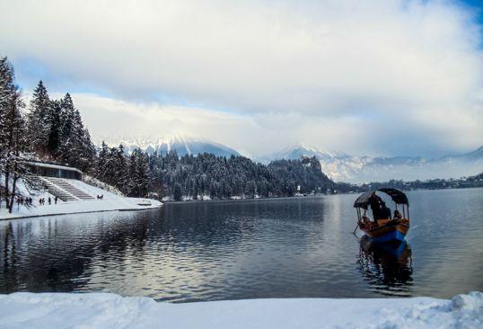 Bled'te Kış ve Yılbaşı