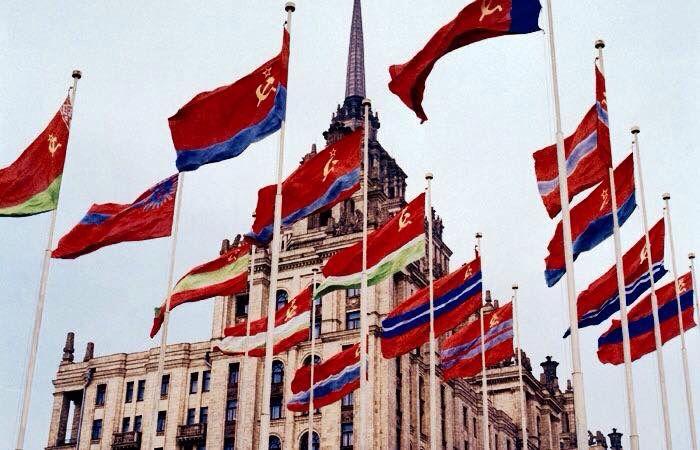 Soviet Republics.