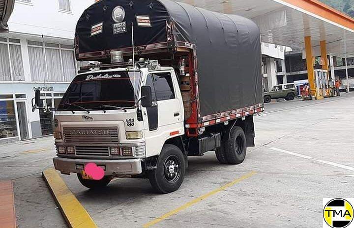 Camión Daihatsu Delta Estacas En Venta Daihatsu Camiones Estacas