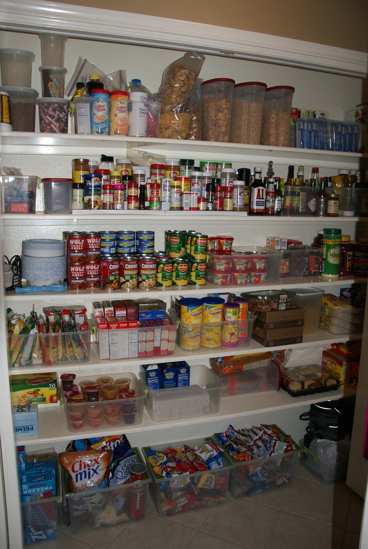 65 Best Pantry Images On Pinterest Kitchens Organizers