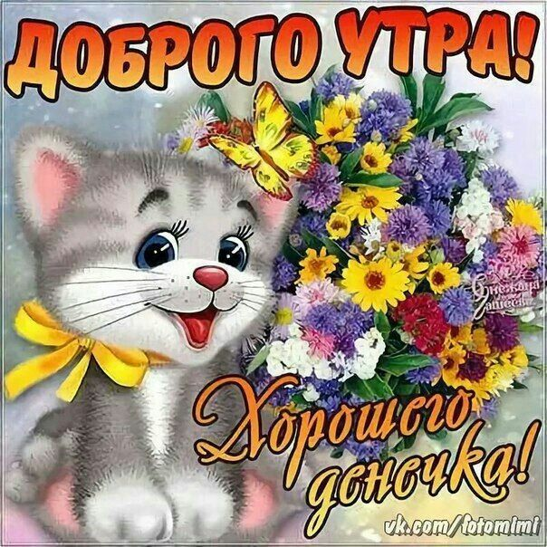 Днем летия, открытка доброе утро аня
