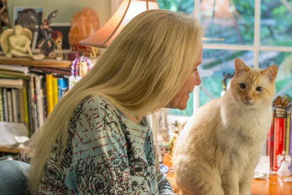 Pet psychic, Boo Newell, gives me the low-down on what our pets are actually thinking