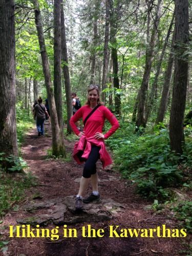 Tips for hiking and caving in the Kawarthas, Ontario