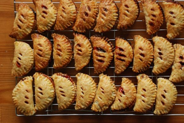 Cherry hand pies, Hand pies and Sour cherry on Pinterest