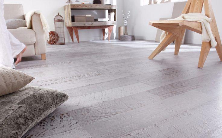Las 25 mejores ideas sobre duela de madera en pinterest y - Tipos de suelo laminado ...