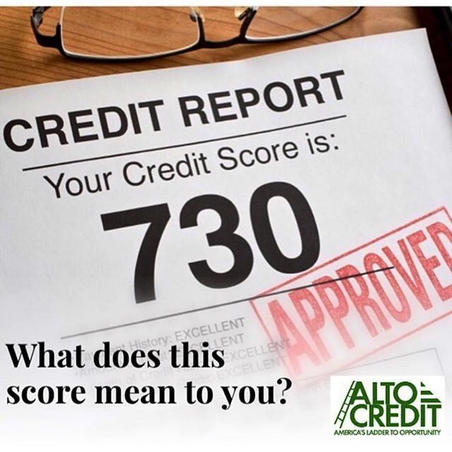 730 Credit Score >> What Does This Score Mean To You Do You Think A 700 Credit