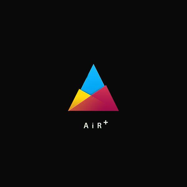 Air+ Triangle Logo
