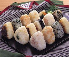 Онигири — японские рисовые колобки. Обсуждение на LiveInternet - Российский Сервис Онлайн-Дневников