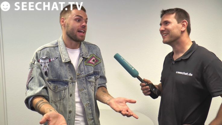 Daniel Schuhmacher - DSDS Gewinner 2009 im Interview mit SEECHAT.TV, 01....