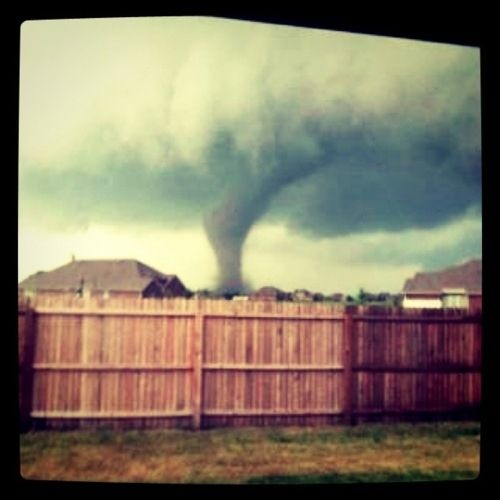April 3, 2012 tornado hit Dallas, Texas and surrounding communities (Arlington, Lancaster & Forney)