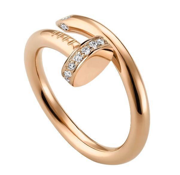 Cartier ring JUSTE UN CLOU                              …