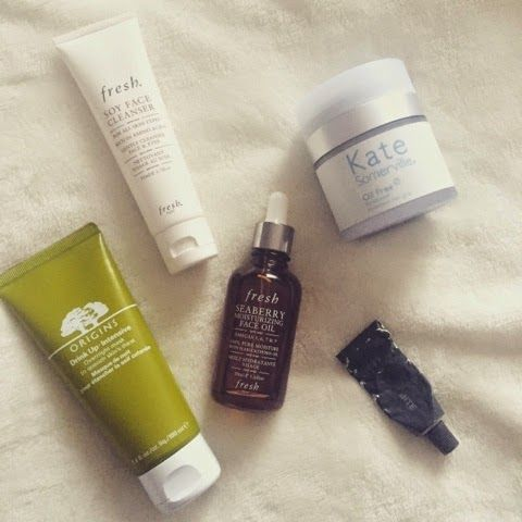 Check out my post on skincare for bedtime!