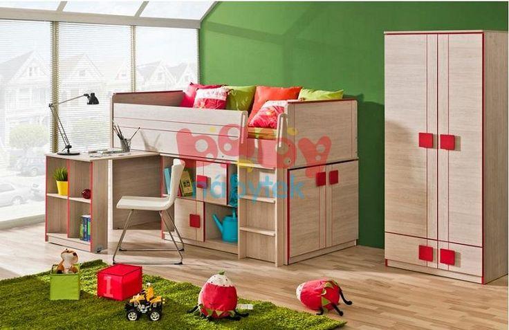 Detská multifunkčná posteľ Gumi G19